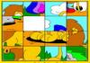 Game Lion puzzle