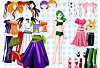 Game Dress up 24