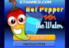 Game Hot pepper and the water
