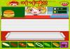 Game Hamburger shop
