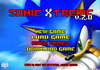 Game Sonic treme