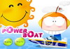 Game Power boat