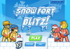 Game Snow fort blitz