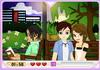 Game Romantic kisses