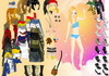 Game Dress up 1236