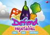 Game Defend vegetables