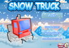 Game Snow truck