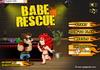 Game Babe rescue