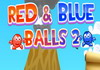 Game Red and Blue balls 2