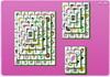 Game Pink mahjong