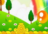 Game Rainbow bubble