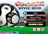 Game Soccer style 2010