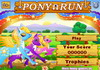 Game Pony run