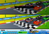Game Racing cartoon differences