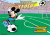 Game Mickey soccer fever