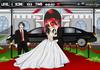 Game Chelsea Clinton wedding kiss