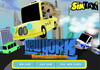 Game Sim taxi in New York