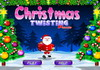 Game Christmas twisting puzzle