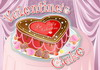 Game Valentine cake