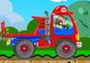 Game Super Mario truck