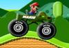 Game Super Mario truck rider