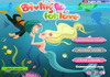 Game Diving for love