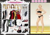 Game Dianna Agron dress up
