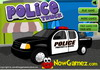 Game Police truck