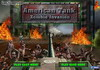 Game American tank zombie invasion