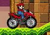 Game Mario ATV in sonic land