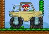 Game Mario monster truck