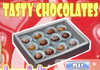 Game Tasty chocolates