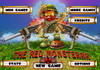 Game The red monster