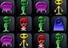 Game Aliens match 3
