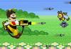 Game Mario bee defense