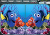 Game Finding nemo spot the difference