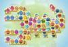 Game Easter happy mahjong