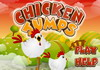 Game Chicken jumps