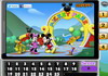 Game Mickey mouse hidden numbers