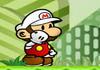Game Mario fire bounce