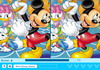 Game Mickey mouse 5 difference