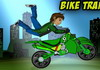 Game Ben10 bike trail 2