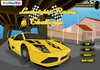 Game Lamborghini racing challenge
