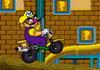 Game Mario bike adventure