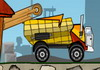 Game Rusty truck race