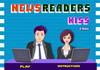 Game Newsreaders kiss