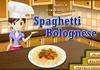 Game Spaghetti Bolognese