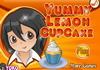 Game Yummy lemon cupcake