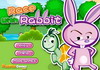 Game Race with rabbit
