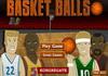 Game Basket balls